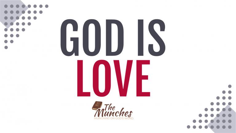 God is love thumbnail